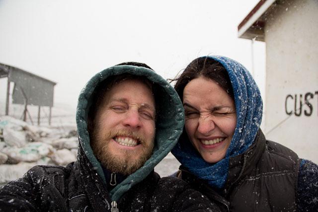 Landy, Snow Adventure - Andy's Birthday, Sani Pass - July 2012 (50)
