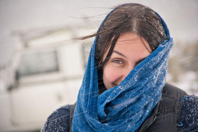 Landy, Snow Adventure - Andy's Birthday, Sani Pass - July 2012 (45)