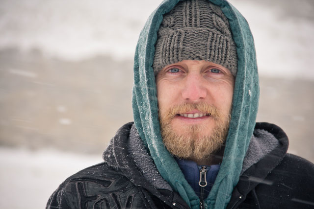 Landy, Snow Adventure - Andy's Birthday, Sani Pass - July 2012 (44)