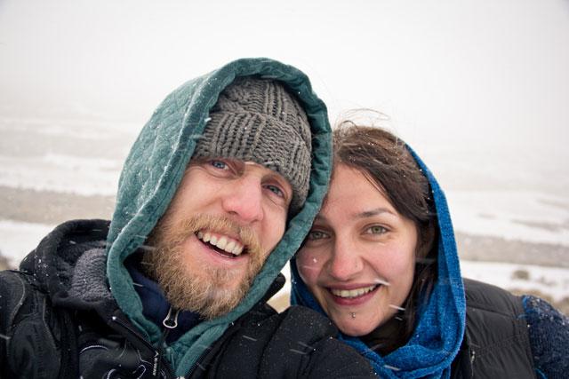 Landy, Snow Adventure - Andy's Birthday, Sani Pass - July 2012 (43)