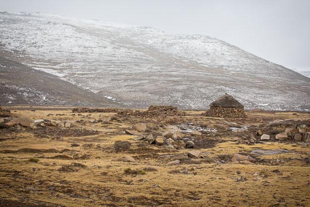 Landy, Snow Adventure - Andy's Birthday, Sani Pass - July 2012 (37)