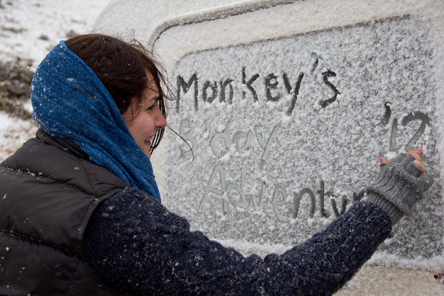 Landy, Snow Adventure - Andy's Birthday, Sani Pass - July 2012 (32)
