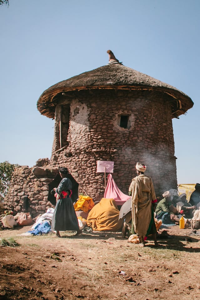 Rock hewn churches of Lalibela, Ethiopia - travel photographers South Africa (99)