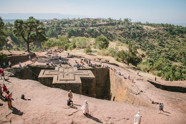 Rock hewn churches of Lalibela, Ethiopia - travel photographers South Africa (100)
