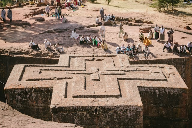 Rock hewn churches of Lalibela, Ethiopia - travel photographers South Africa (101)