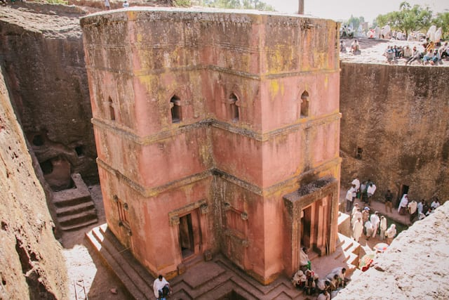 Rock hewn churches of Lalibela, Ethiopia - travel photographers South Africa (104)