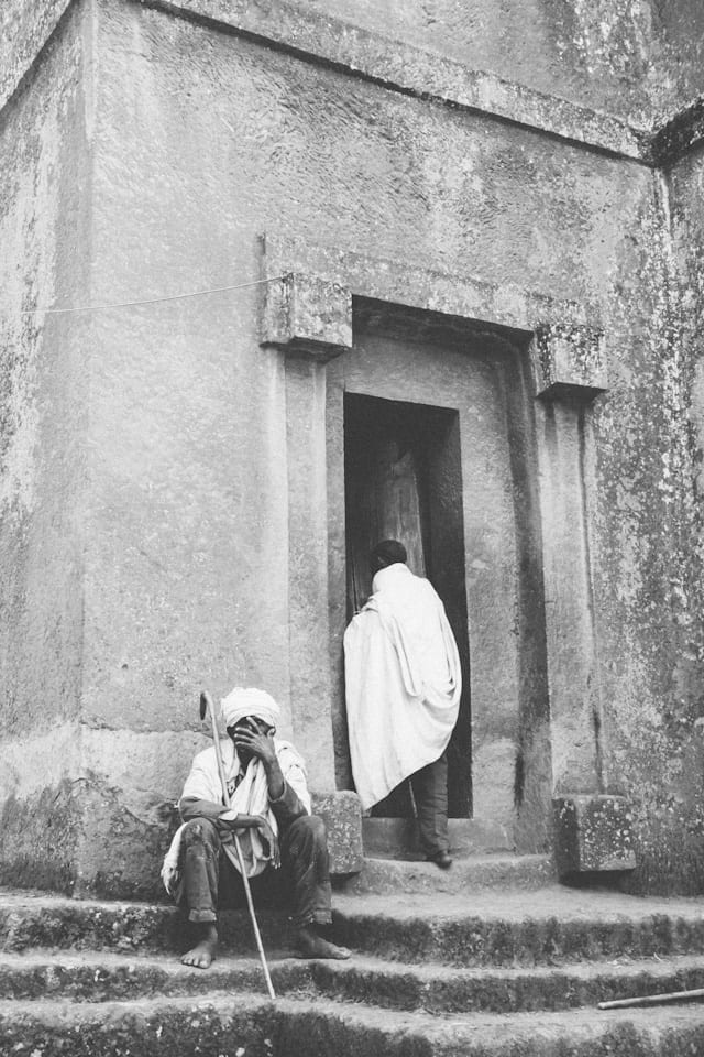 Rock hewn churches of Lalibela, Ethiopia - travel photographers South Africa (105)
