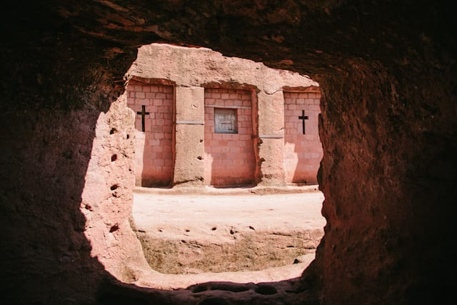 Rock hewn churches of Lalibela, Ethiopia - travel photographers South Africa (121)