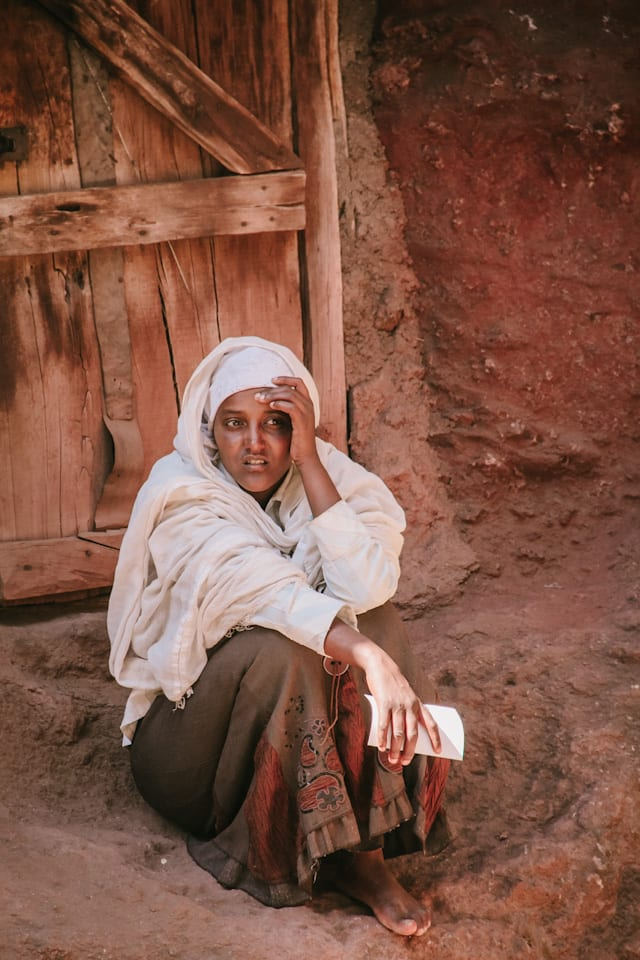 Rock hewn churches of Lalibela, Ethiopia - travel photographers South Africa (156)