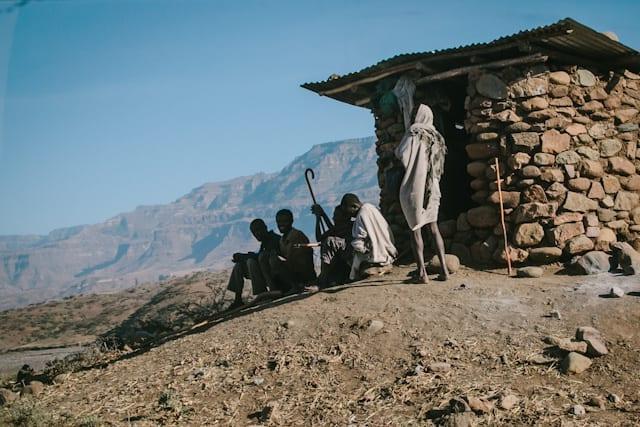 Rock hewn churches of Lalibela, Ethiopia - travel photographers South Africa (26)