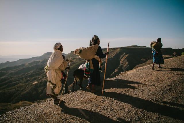 Rock hewn churches of Lalibela, Ethiopia - travel photographers South Africa (27)