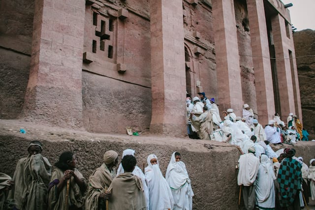 Rock hewn churches of Lalibela, Ethiopia - travel photographers South Africa (47)