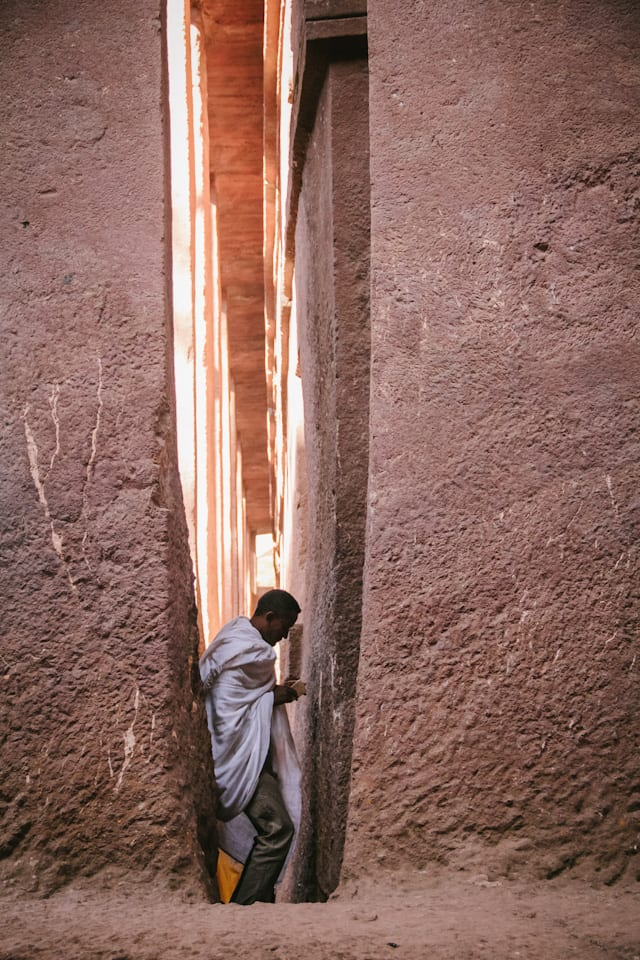 Rock hewn churches of Lalibela, Ethiopia - travel photographers South Africa (50)