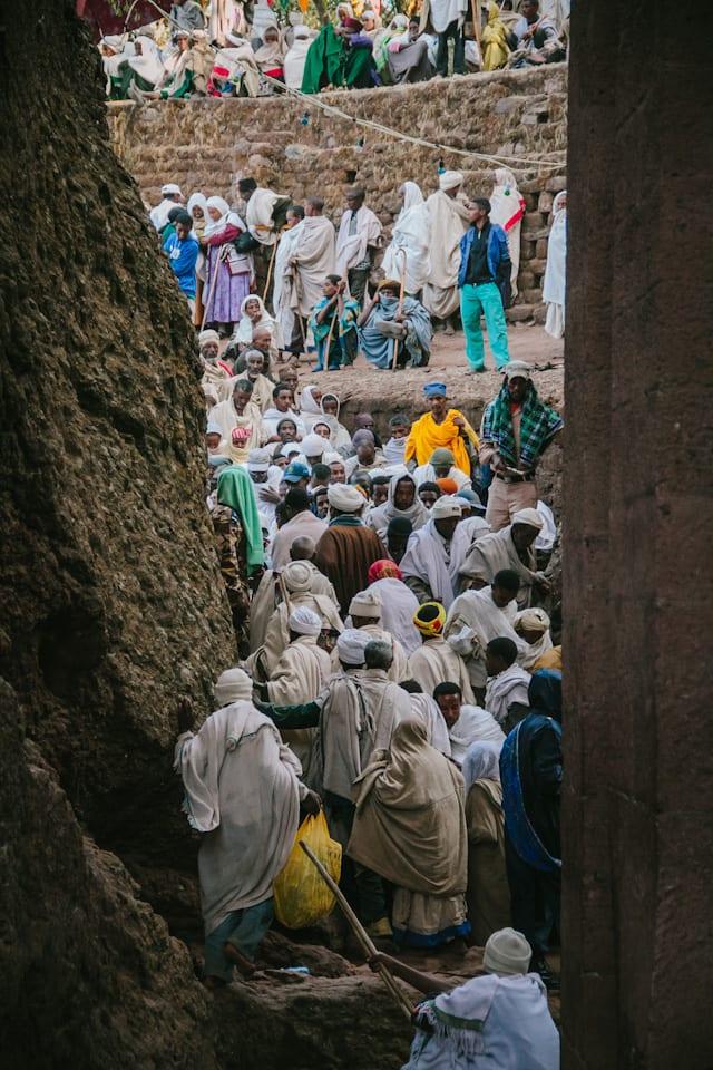Rock hewn churches of Lalibela, Ethiopia - travel photographers South Africa (54)