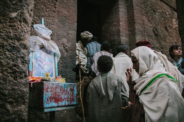 Rock hewn churches of Lalibela, Ethiopia - travel photographers South Africa (55)