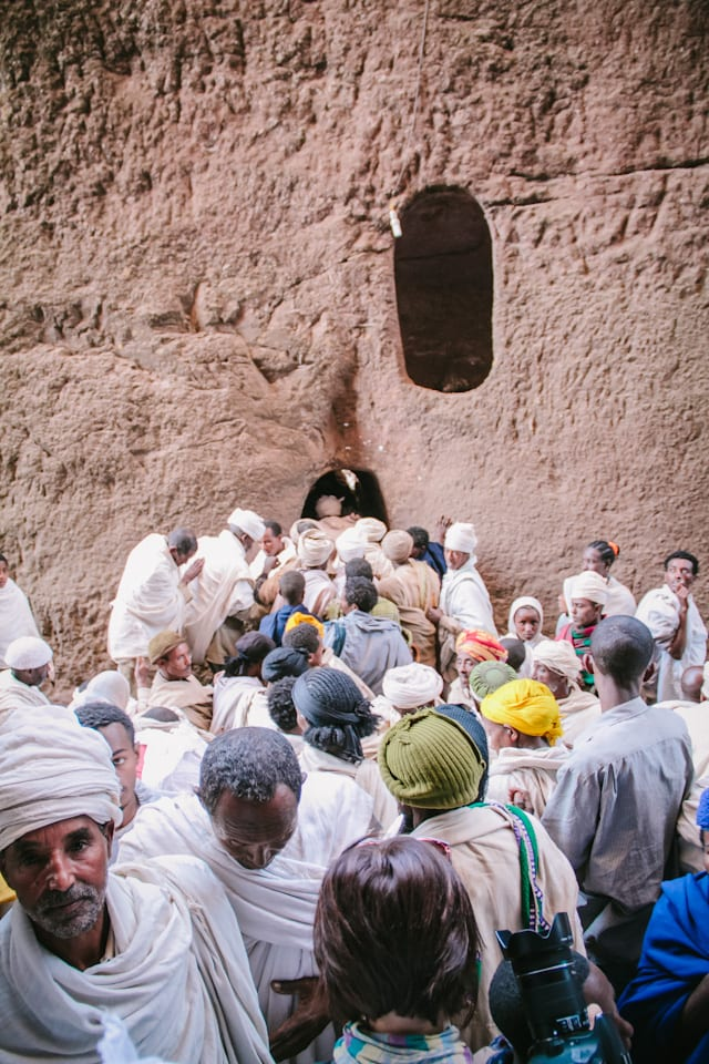Rock hewn churches of Lalibela, Ethiopia - travel photographers South Africa (59)