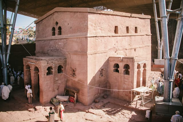 Rock hewn churches of Lalibela, Ethiopia - travel photographers South Africa (63)