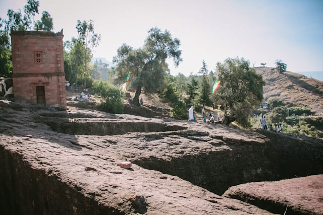 Rock hewn churches of Lalibela, Ethiopia - travel photographers South Africa (64)
