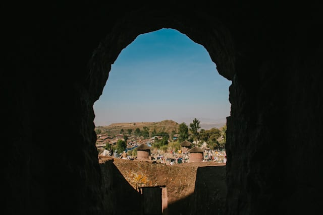 Rock hewn churches of Lalibela, Ethiopia - travel photographers South Africa (67)