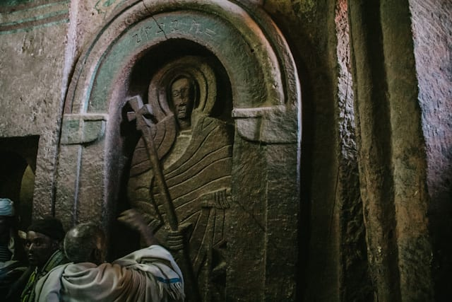 Rock hewn churches of Lalibela, Ethiopia - travel photographers South Africa (93)