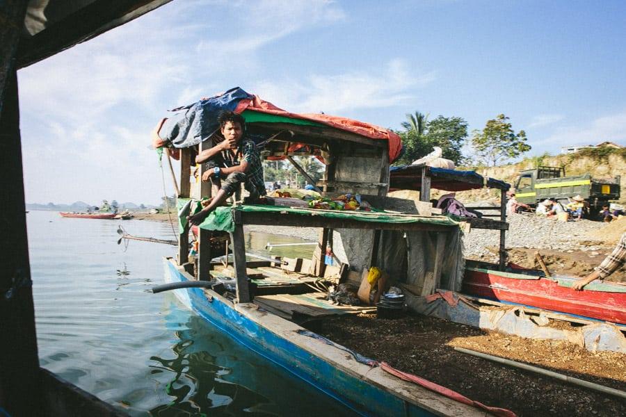 Myanmar-Mrauk U-Chin Villages-002