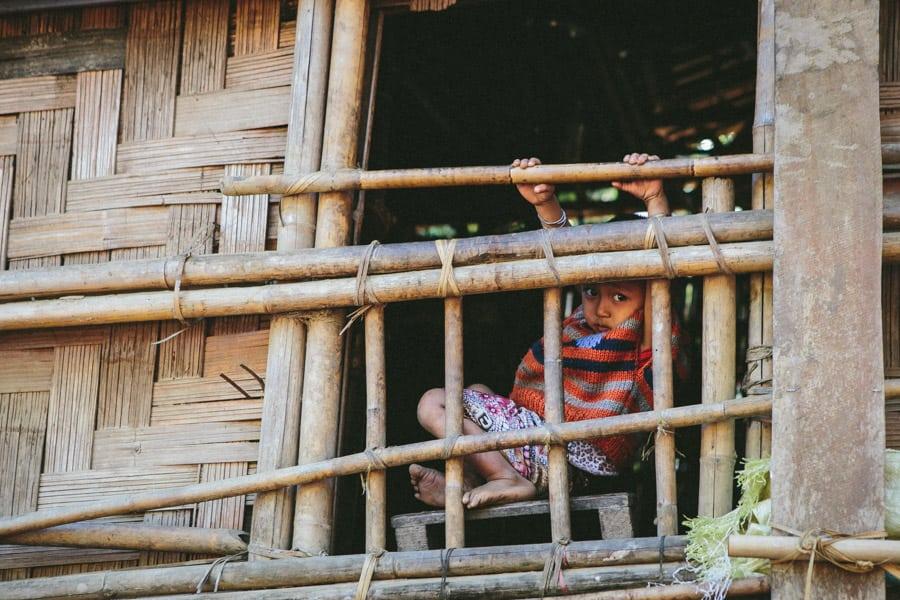 Myanmar-Mrauk U-Chin Villages-016