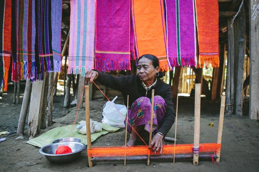 Myanmar-Mrauk U-Chin Villages-021