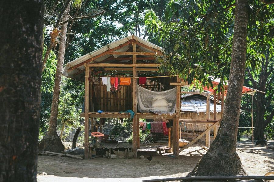 Myanmar-Mrauk U-Chin Villages-026