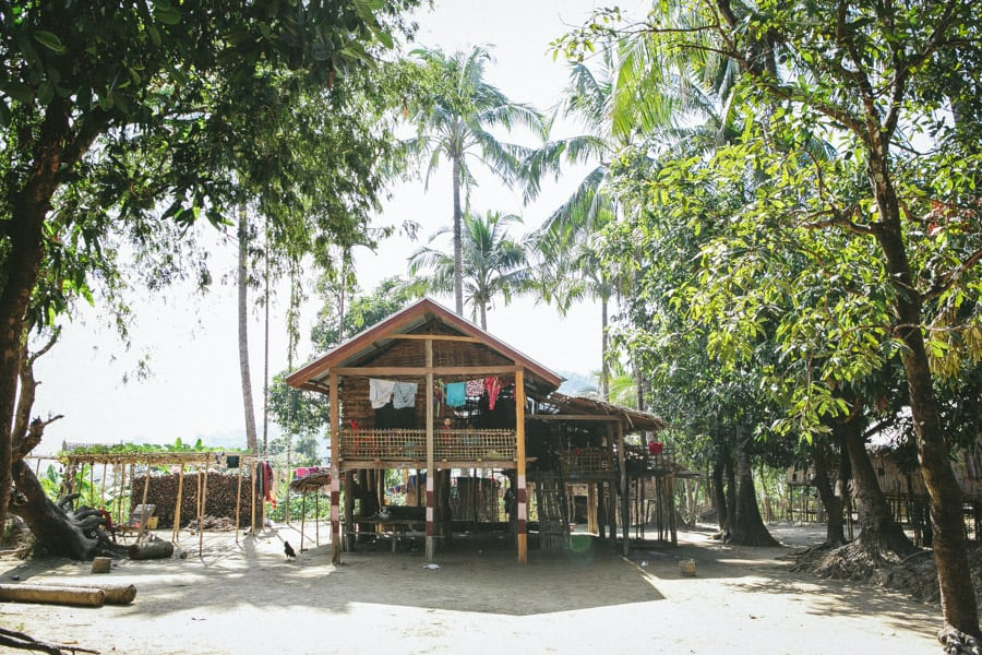 Myanmar-Mrauk U-Chin Villages-030