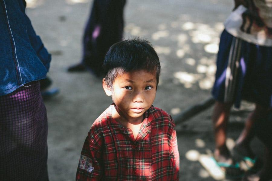 Myanmar-Mrauk U-Chin Villages-032
